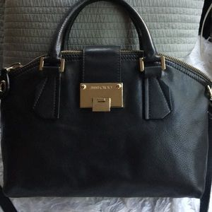 Jimmy Choo Gorgeous LG Leather Tote
